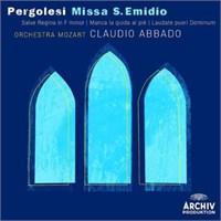 Claudio Abbado - Pergolesi: Missa S.Emidio