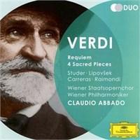Claudio Abbado - Verdi : Requiem, 4 Sacred Pieces