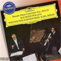 Maurizio Pollini - Mozart: Piano Concertos Nos:19 And 23