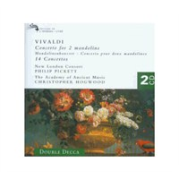Christopher Hogwood - Vivaldi: Concerto For 2 Mandolins