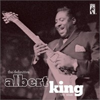 Albert Kıng - The Defınıtıve