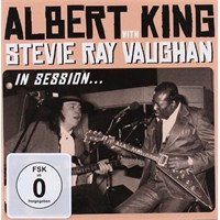 Albert Kıng And Stevıe Ray Vaughan - In Sessıon