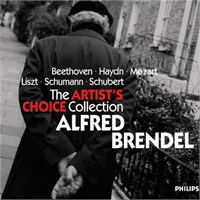 Alfred Brendel - The Artist's Choice
