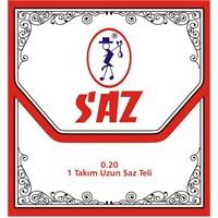 Saz 651-B Saz Teli Standart 0.20