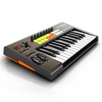 Novation Launchkey 25 PC, MAC ve iPad için Midi Kontroller Keyboard