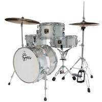 Gretsch CC-S264X-TSS Catalina Club Street Akustik Davul Seti - Silver Sparkle
