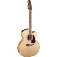 Takamine Gj72ce-12Nat Elektro Akustik Gitar (12 Telli)