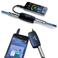 Cherub Gb2I İphone İçin Gitar Ve Bass Converter Adaptör