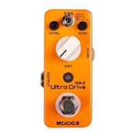 Mooer Ultra Drive MK2 Distortion Pedal