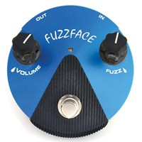 Jim Dunlop Fuzz Face Mini Distortion Pedalı (FFM1)