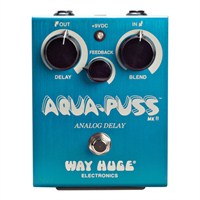 Way Huge Electronics Aqua Puss Analog Delay Pedalı