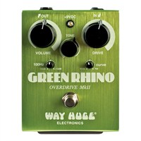 Way Huge Electronics Green Rhino Overdrive Pedal