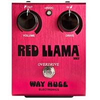 Way Huge Electronics Red Llama Overdrive Pedalı