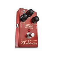 Jim Dunlop Mxr M78 Custom Badass Distortion