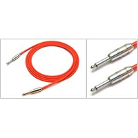 Kirlin Cable Ic241 - 3 Metre Enstrüman Kablosu - Kırmızı