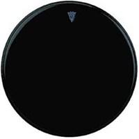Remo Bass Powerstroke 3 Ebony 26 Diameter 5 Black Dynamo