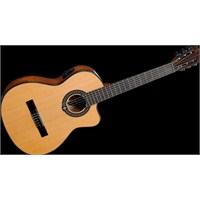 Lag Oc66Ce Occıtanıa Elektro Klasik Gitar