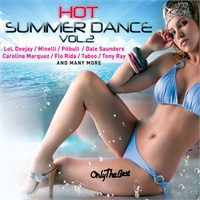 Various - Hot Summer Dance Vol:2 (CD)