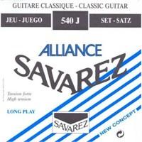 Savarez 540J Alliance/HT Classic Blue Klasik Gitar Teli