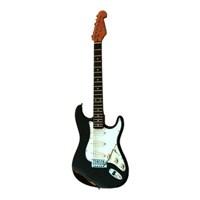 SX SST62 BK Elektro Gitar