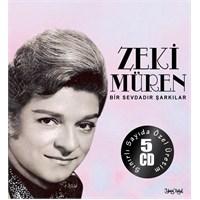 Zeki Müren - Bir Sevdadır Şarkılar (5 CD)