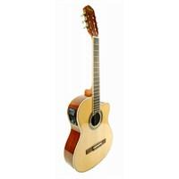 Segovia Gitar Klasik Cutaway SGC250EQ