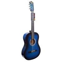Klasik Gitar Manuel Raymond Mavi MRC275BL (Kılıf Hediyeli)