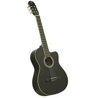 M.Hernandez MHC39-CBK Kesik Kasa Klasik Gitar