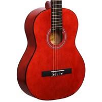 Manuel Raymond Gitar Klasik Kırmızı Mrc375wrd