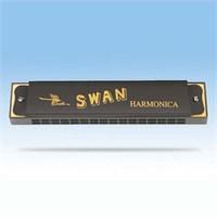 Swan Sw162 16 Delikli Chromatic Mızıka