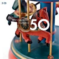 50 Best Children's Classics (3 CD)