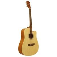 Segovia Gitar Akustik Cutaway SGA41N