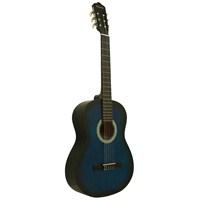 Segovia Gitar Klasik SGC100BLS (Aksesuar Hediyeli)