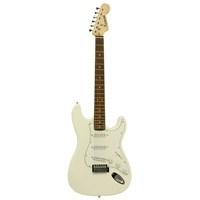 Xenon Gitar Elektro XNE3WH Stratocaster Kasa (Kılıf ve Ara Kablo Hediye)