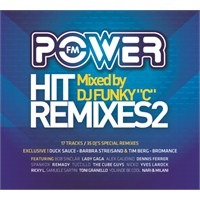 "Power Hit Remixes 2 - Mixed By Funky ""C"""