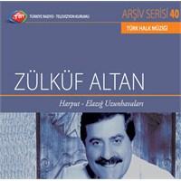 TRT Arşiv Serisi 040: Zülküf Altan - Harput (Elazığ Uzunhavaları)