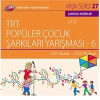 TRT Arşiv Serisi 027: Popüler Çoçuk Şarkıları Yarışması 6