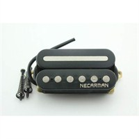 Necarman Nk62 Elektro Saz Manyetiği Siyah