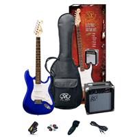SX SE1 SK EB Elektro Gitar Seti