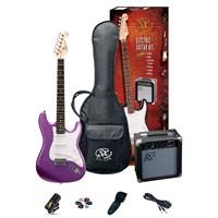 SX SE1 SK MPP Elektro Gitar Seti