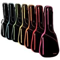 Renkli Çizgili Gitar Kılıfları 4/4 Ip-G Serıes