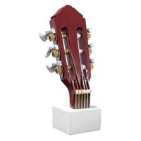 Standlı Gitar Heykel
