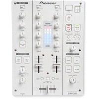Pioneer DJ DJM-350-W / 2 Kanal Mixer (Beyaz)