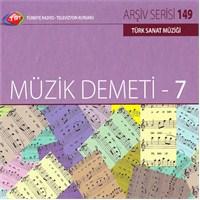 TRT Arşiv Serisi 149: Müzik Demeti 7