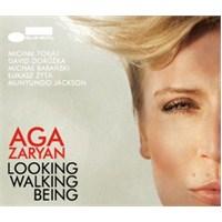 Aga Zaryan - Looking Walking Being