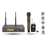 Roof R-1200 Ey Telsiz Mikrofon El Ve Yaka Tipi