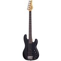 Schecter Diamond P-Custom 5 Active Sbk Bas Gitar