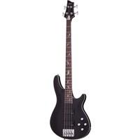 Schecter Damien Platinum 4 SBK Bas Gitar