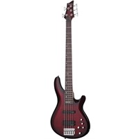 Schecter C-5 Deluxe ( CRB ) Bas Gitar