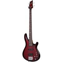 Schecter C-4 Deluxe ( CRB ) Bas Gitar